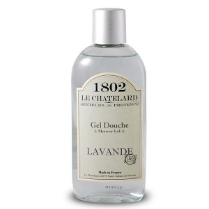 Gel Douche Lavande 200 ml.