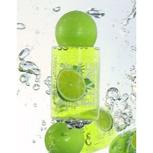 Gel douche shampoing en flacon 20ml - Citron vert - Melon